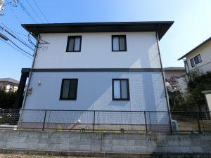 外壁塗装後|大分市リフォネ大分 外壁塗装リフォーム