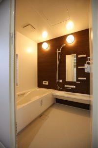 リノベーション後バスルーム|大分市のリフォーム店 リフォネ大分