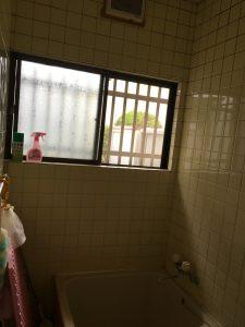 お風呂施工前|大分市森町K様邸 水回りリフォーム改修工事施工事例|リフォネ大分
