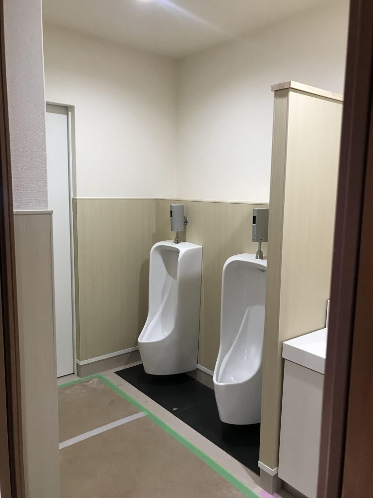 大分市田尻 公民館トイレ改修リフォーム工事