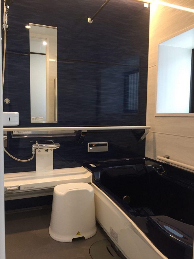 大分市けやき台 M様邸 浴室・洗面室工事