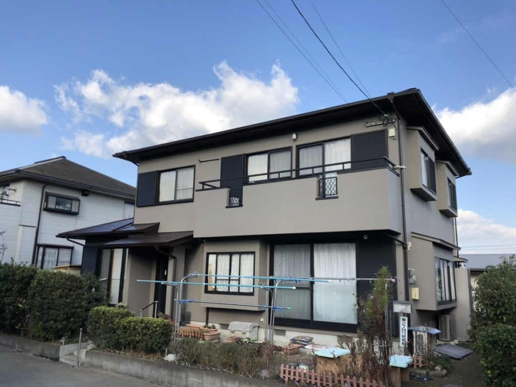 施工後|大分市富士見が丘 M様邸外壁塗装リフォーム施工事例|リフォネ大分