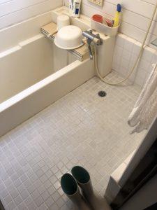 施工前|大分市明野東I様邸 浴室リフォーム・給湯器交換工事|リフォネ大分