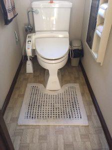 トイレ工事前|大分市中判田S様邸 トイレリフォーム工事|リフォネ大分 施工事例