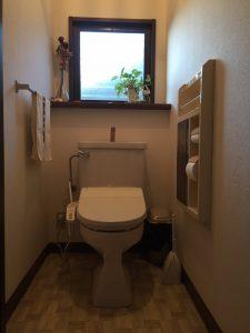 トイレ工事後|大分市中判田S様邸 トイレリフォーム工事|リフォネ大分 施工事例