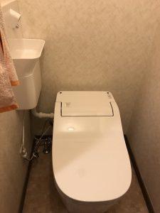 大分市S様邸 トイレ改修工事|施工後