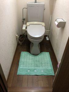 リフォーム前|大分市M様邸トイレ改修リフォーム工事|リフォネ大分施工事例