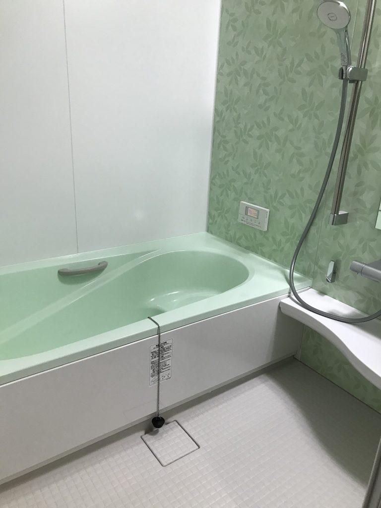 豊後大野市H様邸 浴室改修リフォーム工事