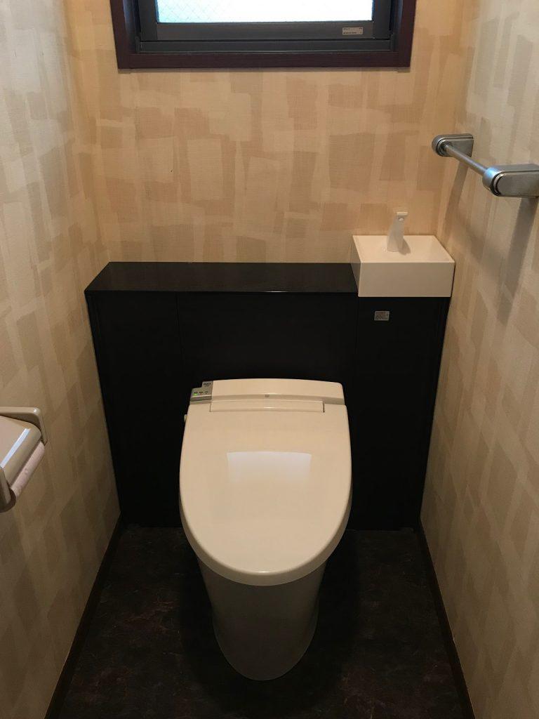 大分市 トイレ改修リフォーム工事 S様邸