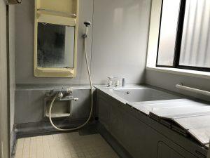 施工前|大分市Y様邸 浴室リフォーム工事 | 大分の水まわり専門リフォーム店Refone