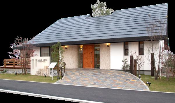 坂井建設サラダホームのしっくいを使ったモデルハウス|大分のリフォーム店 リフォネ大分スタッフブログ