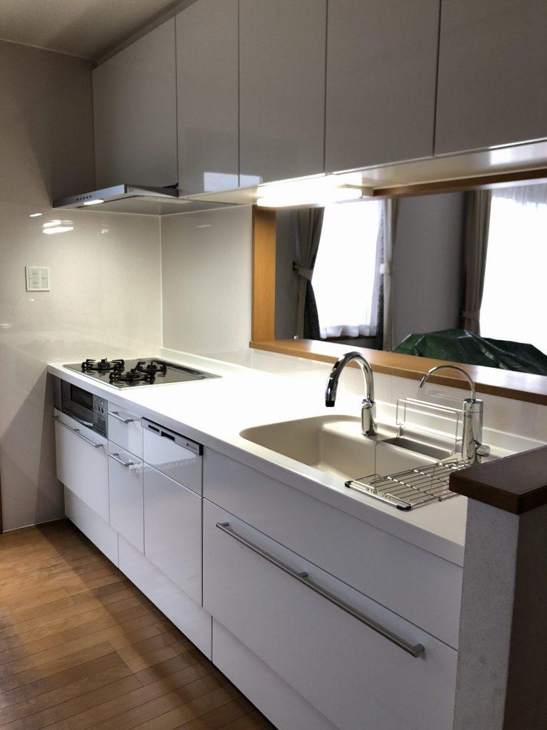 リフォネ大分|新しいキッチン