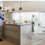 LIXILのキッチン「リシェルSI」イメージ1|リフォネ大分