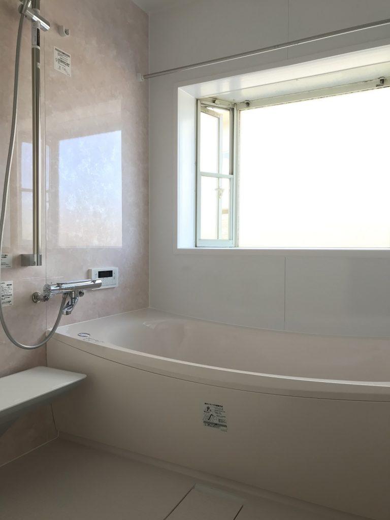 大分市 浴室・洗面改修工事 S様邸