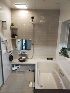 ショールーム内のお風呂の写真|リフォネ大分スタッフブログ