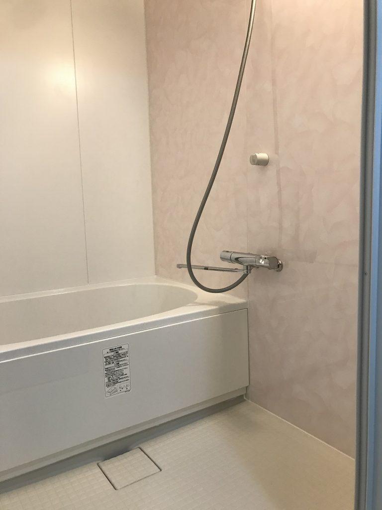 大分市 浴室改修工事 G様邸