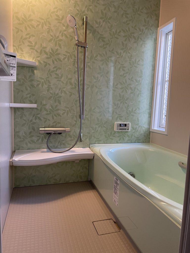 大分市浴室改修工事 T様邸 工事後|大分のリフォーム店 リフォネ大分