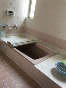 大分市浴室改修工事 T様邸 工事前|大分のリフォーム店 リフォネ大分