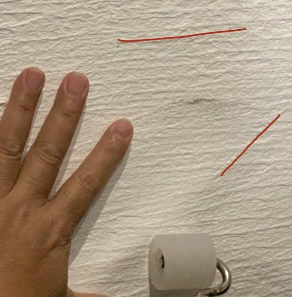 漆喰の浮きの確認|漆喰の補修方法|大分のリフォーム店リフォネ大分スタッフブログ