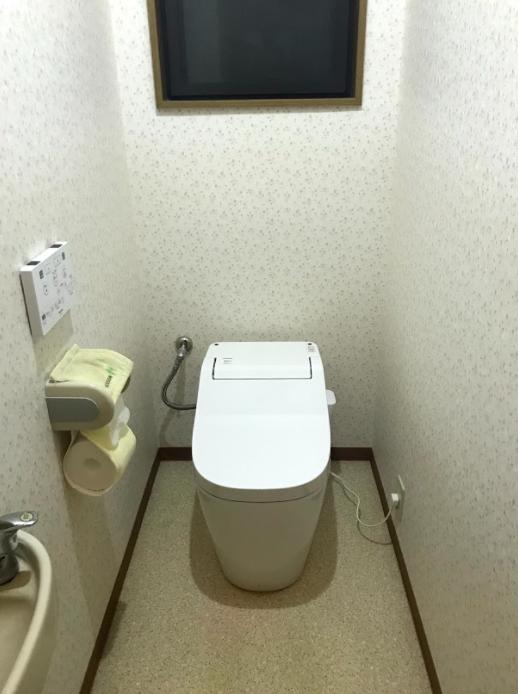 大分市 トイレ改修工事 I様邸