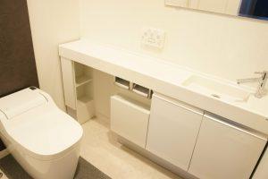 Panasonicアラウーノのトイレ