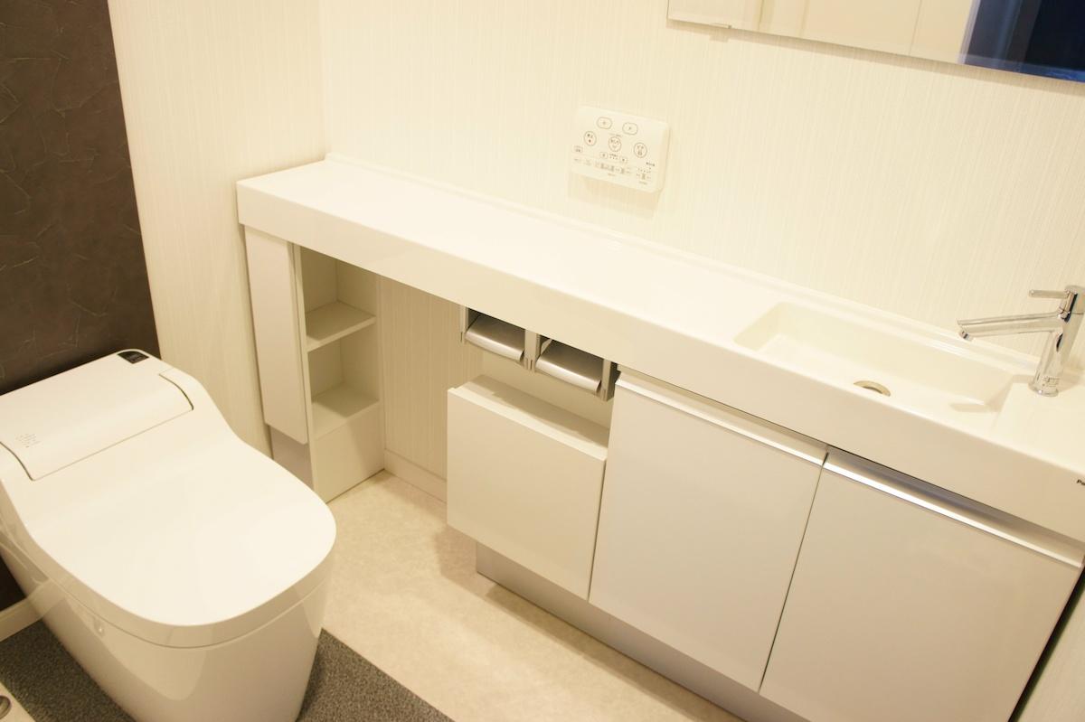 キッチンとトイレのリフォームを比較!<br />トイレリフォームの費用や内容は?