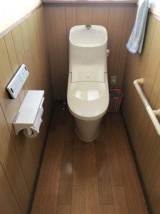 大分市トイレ改修工事 M様邸 リフォーム後