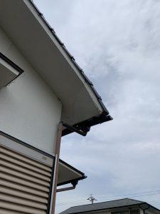 大分市H様邸 雨漏り補修工事 工事前2