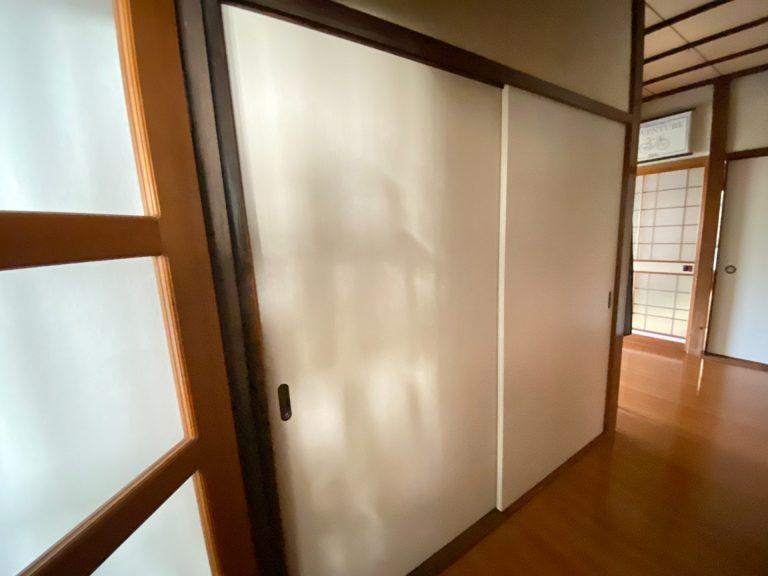 大分市 居室ドア取替工事 H様邸