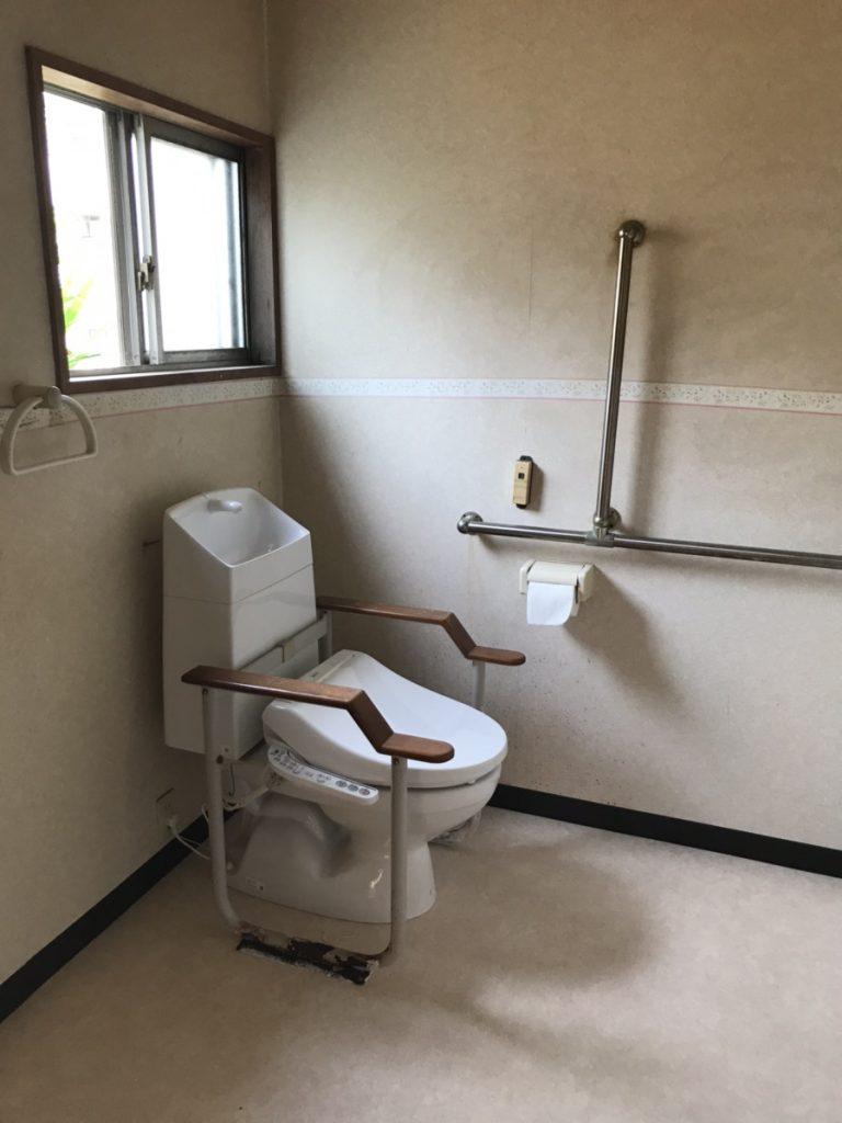 大分市 トイレ改修工事 S様邸
