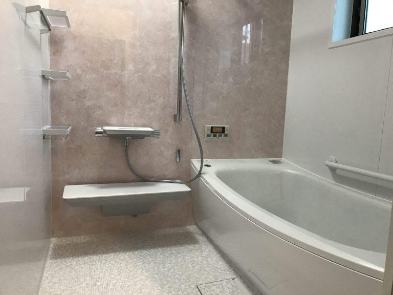 大分市 浴室改修工事 E様邸