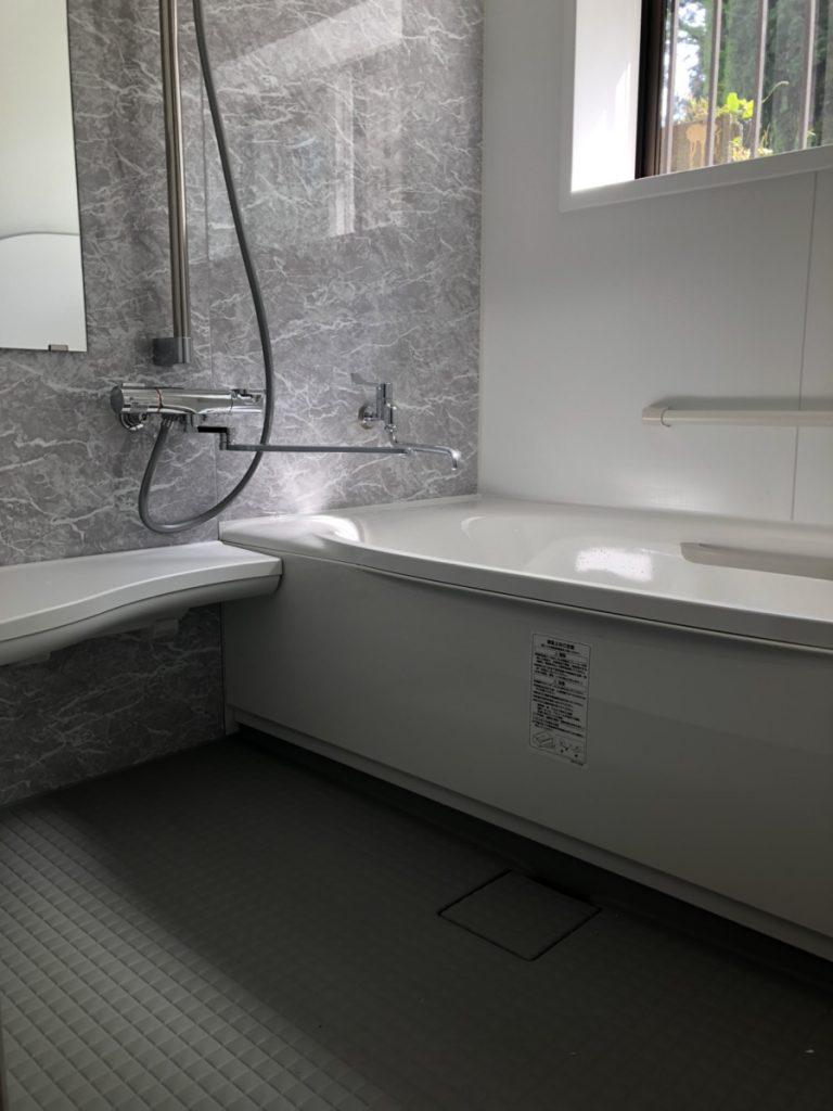 別府市 浴室改修工事 N様邸