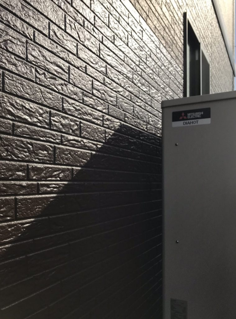 豊後大野市 外壁塗装の塗替え工事 O様邸