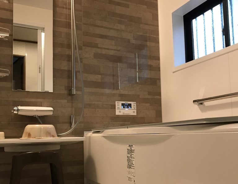 大分市T様邸 浴室改修工事<br />お掃除しやすくあたたかい空間に。