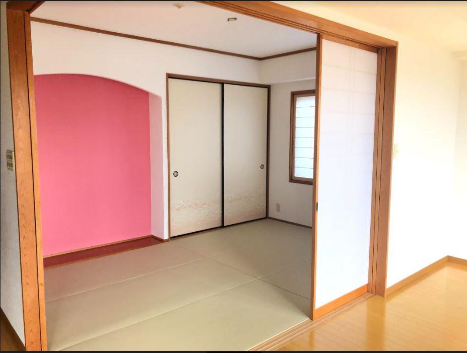速見郡日出町A様邸 和室改修工事<br />和室を明るい空間に