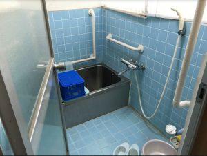 大分市M様邸浴室リフォーム施工前